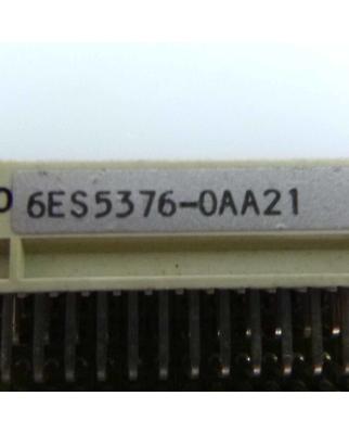 SIMATIC S5 SPEICHER 376 6ES5 376-0AA21,32 KB GEB