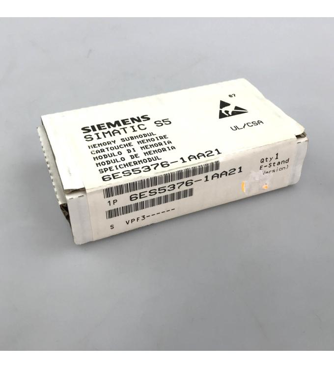 SIMATIC S5 SPEICHER 376 6ES5 376-1AA21 32 KB SIE
