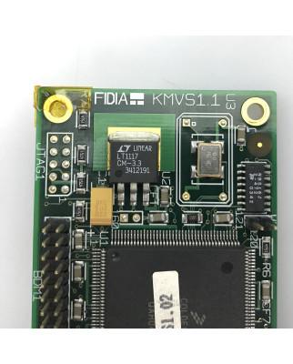 Fidia Baugruppe KMVS1.1 KMX1 GEB