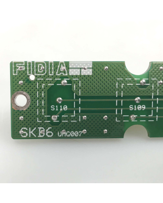 Fidia Baugruppe 6KD6 UMG007 GEB
