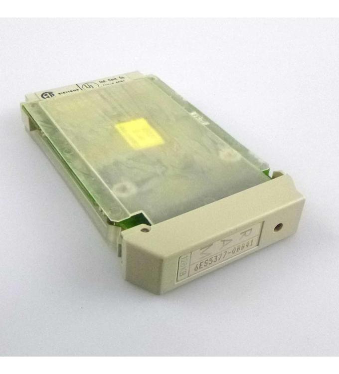 SIMATIC S5 SPEICHER 377 6ES5 377-0BB41,128 KB GEB