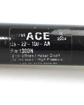 ACE Gasdruckfeder GS-22-100-AA 1300N NOV