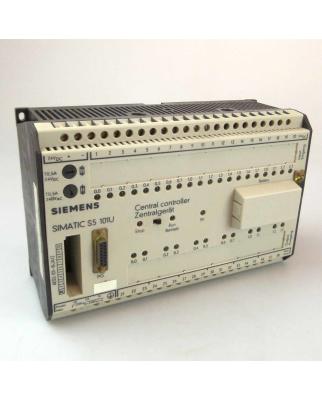 Simatic S5 ZG 101U 6ES5 101-8UA12 GEB