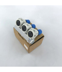 Festo Druckregelventil-Batterie LRB-1/4-DB-7-O-K3-MINI 540041 OVP