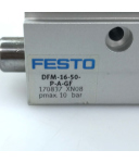 Festo Führungszylinder DFM-16-50-P-A-GF 170837 NOV