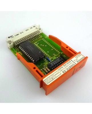 SIMATIC S5 SPEICHER 375 6ES5 375-0LC11, 2 KB GEB
