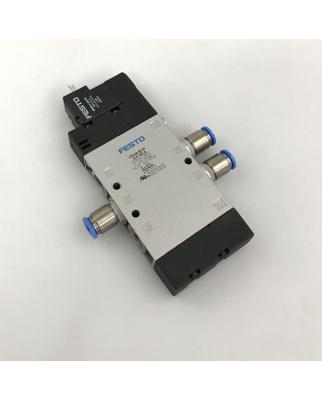 Festo Magnetventil CPE18-M1H-5LS-QS-8 163154 GEB