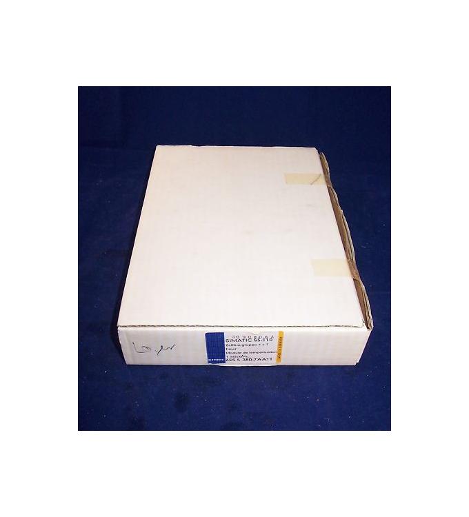 Simatic S5-110 Zeitbaugruppe 6ES5 380-7AA11 OVP