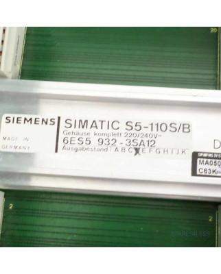Simatic S5-110S Gehäuse 932 6ES5 932-3SA12 GEB