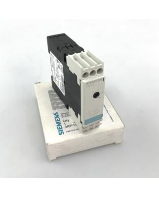 Siemens Zeitrelais 3RP1574-1NP30 OVP