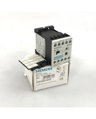 Siemens Zeitrelais 3RP1000-1AP30 OVP