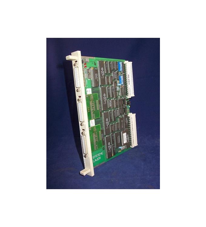 Systeme Lauer Schnittstellenbaugruppe PCS810-3 GEB