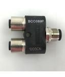 Balluff Steckverbinder BCC089P BCC M415-M415-M415-U0003-000 OVP
