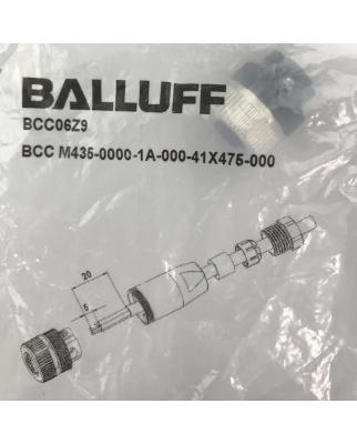 Balluff Steckverbinder BCC06Z9 BCC...