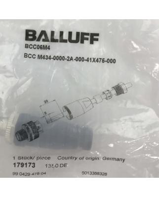 Balluff Steckverbinder BCC06M4 BCC...