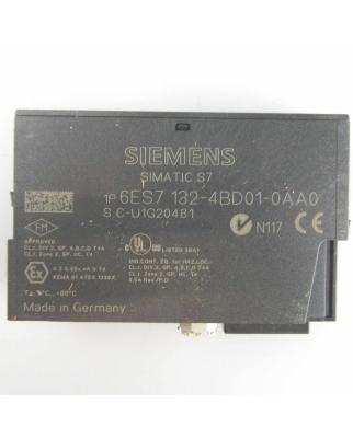 Siemens Simatic Digital Ausgabe 6ES7132-4BD01-0AA0 (5Stk.) OVP