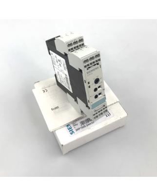 Siemens Zeitrelais 3RP1505-2AW30 OVP