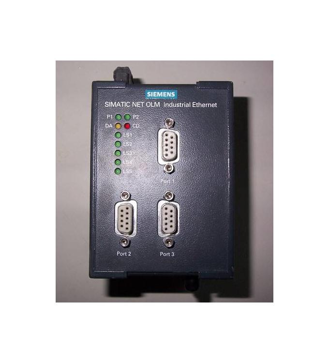 Siemens Simatic NET IND. ETHERNET OLM 6GK1102-4AA00 GEB