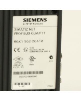Siemens Simatic NET Profibus OLM 6GK1502-2CA10 GEB