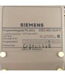 Siemens Simatic PG 605 U 6ES5 605-0UA11 GEB
