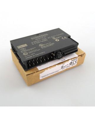 Simatic DP ET200S 6ES7138-4CA01-0AA0 OVP