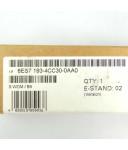 Siemens Terminal-Modul 6ES7193-4CC30-0AA0 SIE