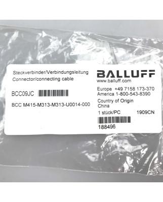 Balluff Steckverbinder BCC09JC BCC...