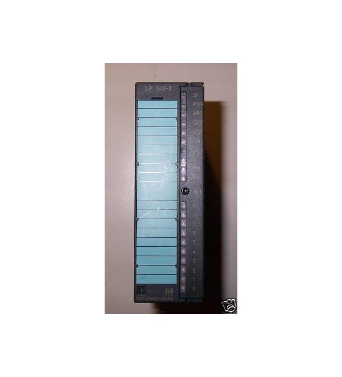 Simatic NET CP343 6GK7 343-2AH00-0XA0 E2 GEB
