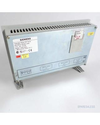 Siemens Simatic OP15 OP15-C2 6AV3515-1MA22-1AA0 GEB
