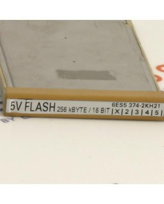 Simatic S5 Speicher 374 6ES5 374-2KH21, 256KB GEB