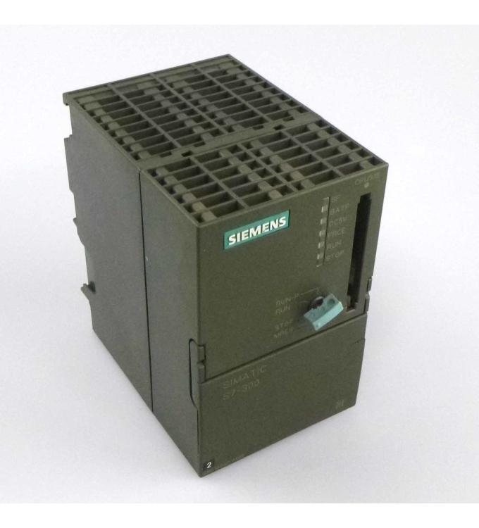 Simatic S7 CPU315-1 6ES7 315-1AF02-0AB0 GEB