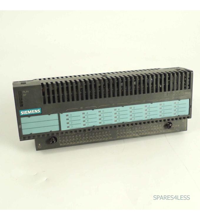 Simatic S7 ET200B 6ES7 131-0BL00-0XB0 GEB