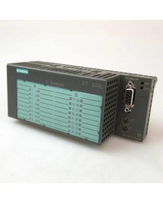 Simatic S7 ET200L 6ES7 131-1BL01-0XB0 GEB