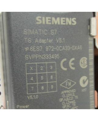 Simatic S7 TS Adapter V5.1 6ES7 972-0CA33-0XA0 OVP