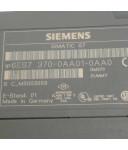 Simatic S7-300 SM370 6ES7 370-0AA01-0AA0 GEB