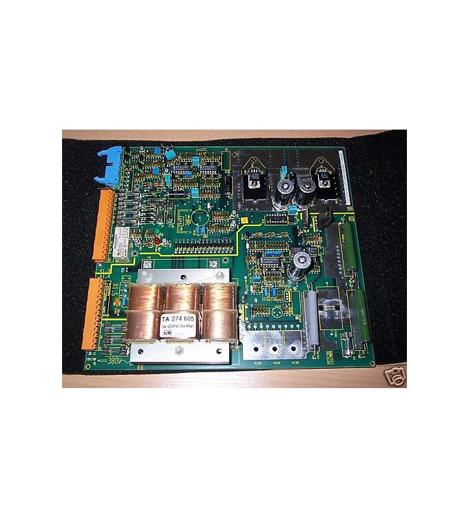 Siemens Simodrive Stromversorgung 6RB2000-0GA00 OVP