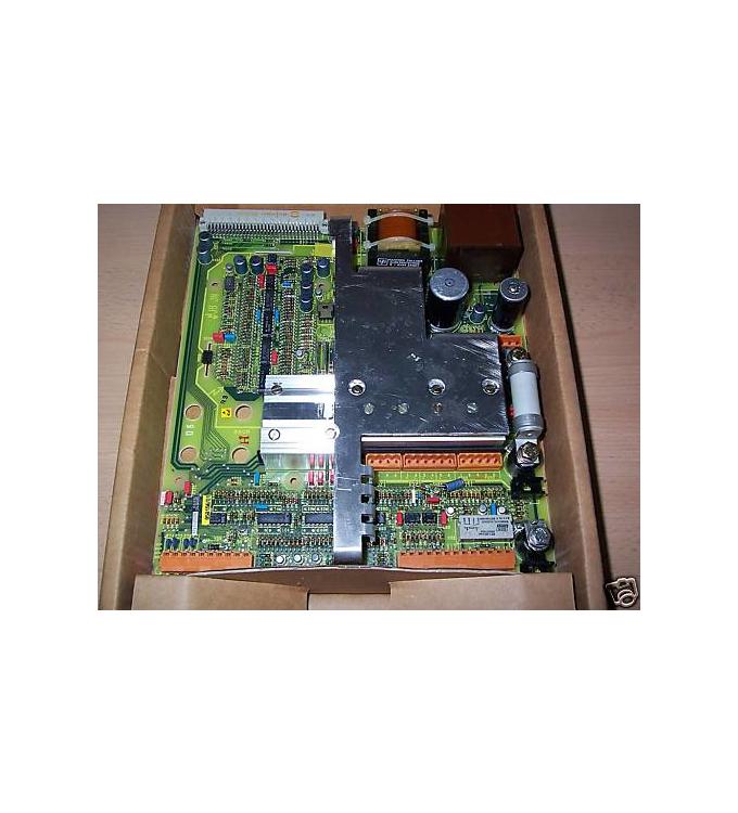 Siemens Simodrive Stromversorgung 6SC6100-0GA00 OVP