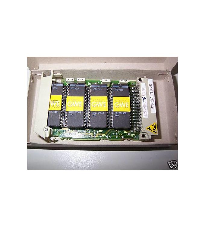 Siemens Sinumerik 3G Modul 6FX1837-0BX01 OVP