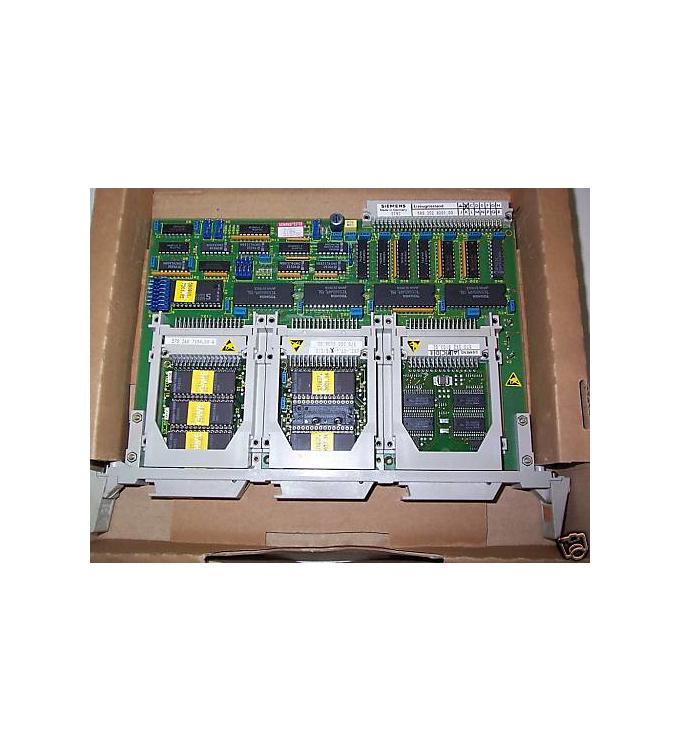 Siemens Sinumerik Speicherbaugruppe 6FX1120-2CA02 + Mod OVP