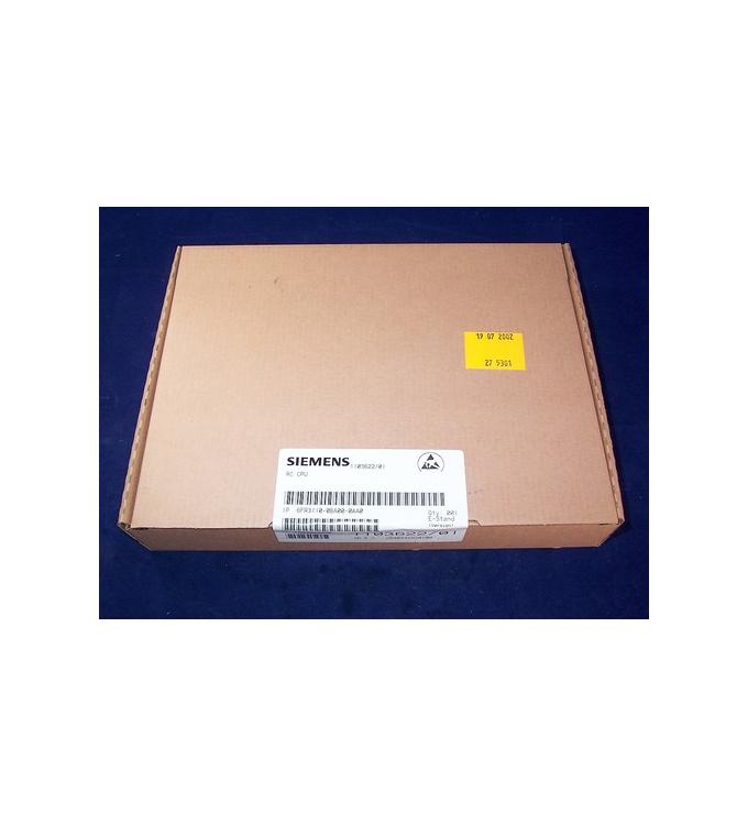Siemens Sirotec RCM 1P RC-CPU 6FR3110-0BA00-0AA0 REM