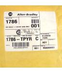 Allen Bradley CN COAX Y TAP/RT 1786-TPYR OVP