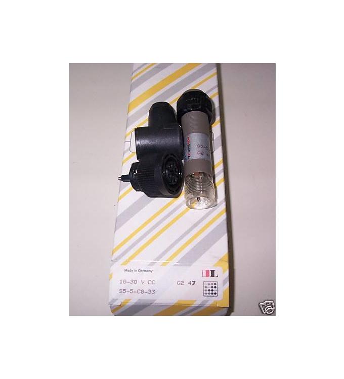 Datalogic Sensor S5-5-C8-33 OVP