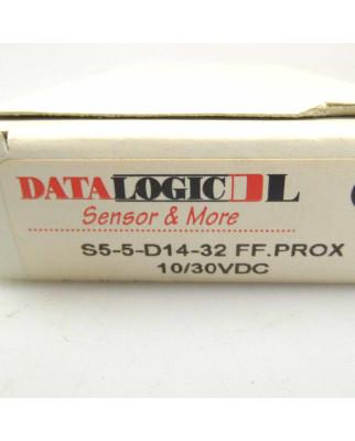 Datalogic Sensor S5-5-D14-32 FF.PROX OVP