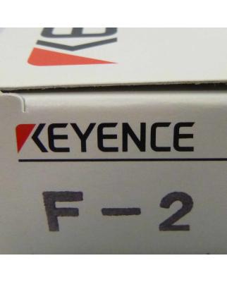 Keyence Transmissionslinse F-2 (2Stk.) OVP