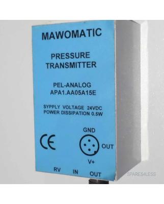 MAWOMATIC Druckmessumformer APA1.AA05A15E GEB