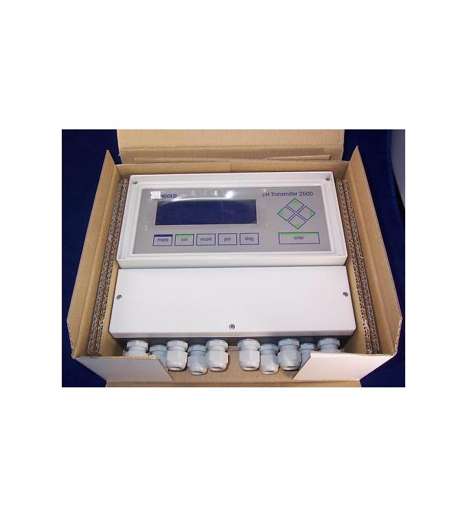 Mettler Toledo Ingold ph-Transmitter 2500 OVP