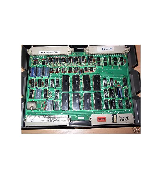 Siemens SEAM-80L 6AW2005-0A GEB