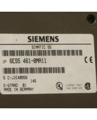 Simatic S5 Comparator 6ES5 461-8MA11 GEB