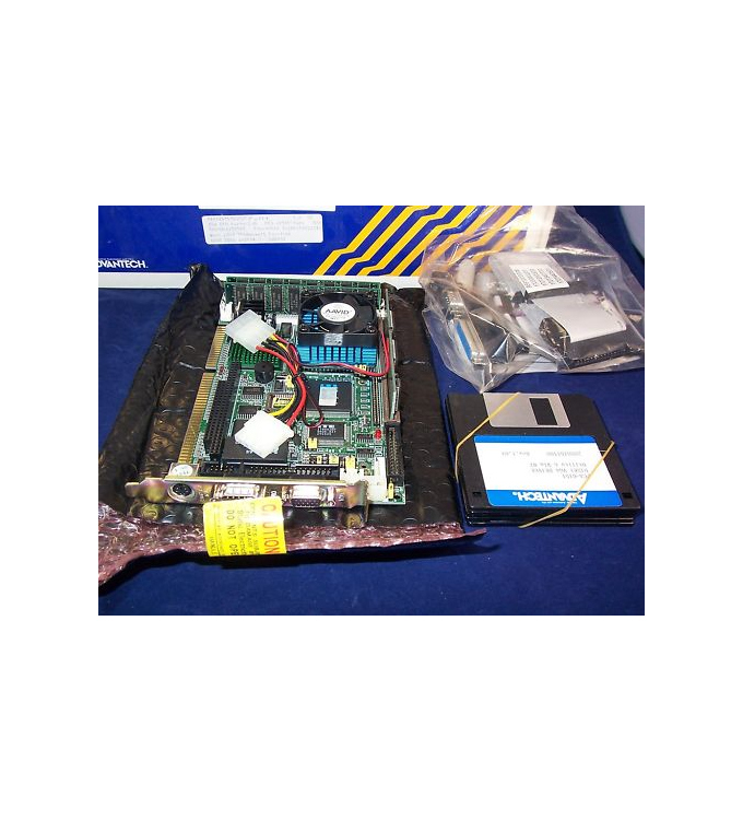 ADVANTECH ISA CPU Karte-1-0 PCA-6151P  PCA6151P  OVP