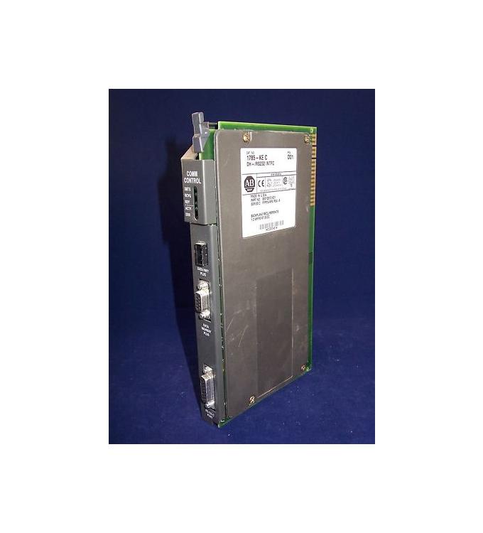 Allen Bradley DH+/RS232 INTFC 1785-KEC 96212872 GEB